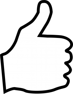thumbs-up-right